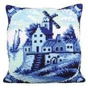 Delftware - Harbour - Collection D'Art Cross Stitch Kit