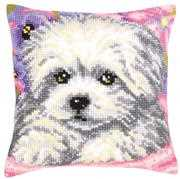 Little Doggy - Collection D'Art Cross Stitch Kit