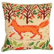 Collection D'Art Red Fox Cross Stitch Kit