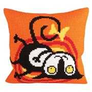 Kitty Orange - Collection D'Art Cross Stitch Kit
