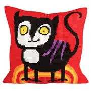 Kitty Red - Collection D'Art Cross Stitch Kit