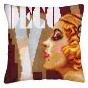 Art Deco II - Collection D'Art Cross Stitch Kit