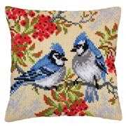 Blue Jays - Collection D'Art Cross Stitch Kit