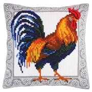 Collection D'Art Gallic Rooster Cross Stitch Kit