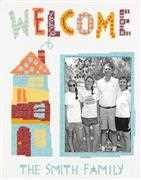 Dimensions Welcome Home Cross Stitch Kit