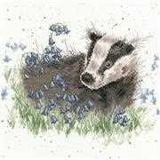 Bluebell Wood - Bothy Threads Cross Stitch Kit