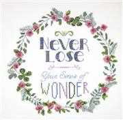 Sense of Wonder - Janlynn Cross Stitch Kit