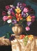 Janlynn Joy of Spring Cross Stitch Kit