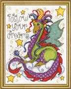 Design Works Crafts Dream Dragon Cross Stitch Kit