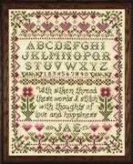 Design Works Crafts Stitcher Sampler Cross Stitch Kit
