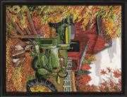Tractor - Design Works Crafts Cross Stitch Kit