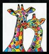 Giraffes - Design Works Crafts Cross Stitch Kit