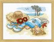 Seaside Holiday - RIOLIS Cross Stitch Kit