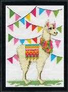 Llama - Design Works Crafts Cross Stitch Kit