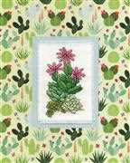 Cactus - Design Works Crafts Cross Stitch Kit