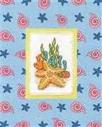 Star Fish - Design Works Crafts Cross Stitch Kit