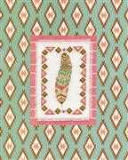 Feather - Design Works Crafts Cross Stitch Kit