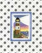 Lighthouse - Design Works Crafts Cross Stitch Kit