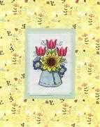 Watering Can - Design Works Crafts Cross Stitch Kit