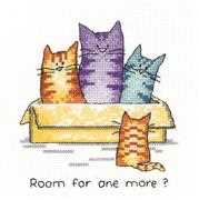 One More? - Heritage Cross Stitch Kit