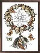 Dreamcatcher - Design Works Crafts Cross Stitch Kit