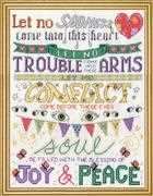 Design Works Crafts Blessings Cross Stitch Kit