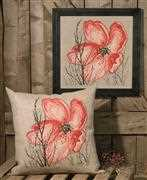 Permin Poppy Cross Stitch Kit