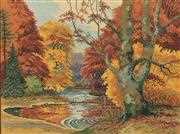 Eva Rosenstand Forest Lake Cross Stitch Kit