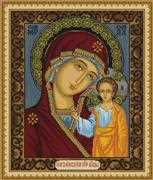 Icon M.D de la Canzani - Petit Point - Luca-S Tapestry Kit
