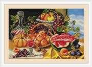 Luca-S Golden Autumn - Petit Point Tapestry Kit