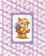 Cat - Design Works Crafts Cross Stitch Kit