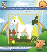 Pretty Pony - Grafitec Tapestry Kit