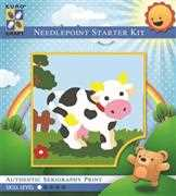 Grafitec Molly Moo Cow Tapestry Kit
