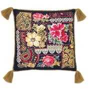 RIOLIS Flower Arrangement Pillow Cross Stitch Kit