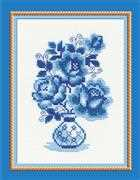 RIOLIS Roses Cross Stitch Kit