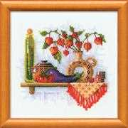 RIOLIS Kitchen Cross Stitch