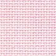 18 Count Aida Fat Quarter - Pink