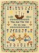 Time and Tide - Bothy Threads Cross Stitch Kit