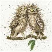 Birds of a Feather - Bothy Threads Cross Stitch Kit