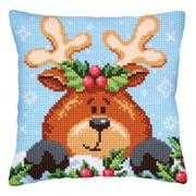 Christmas Fawn - Collection D'Art Cross Stitch Kit