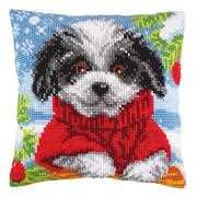 Collection D'Art Woolly Winter Christmas Cross Stitch Kit