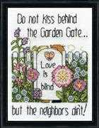 Garden Gate - Design Works Crafts Cross Stitch Kit