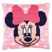 Minnie Mouse Cushion - Vervaco Long Stitch Kit