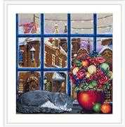 Merejka Winter Dream Christmas Cross Stitch Kit