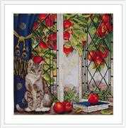 Merejka Early Autumn Cross Stitch Kit