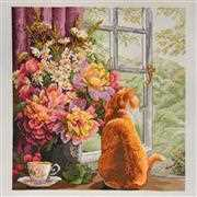 Merejka Summer Afternoon Cross Stitch Kit