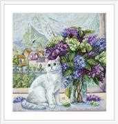 Merejka Spring Mood Cross Stitch Kit