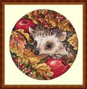 Merejka Apples Cross Stitch Kit