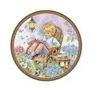 Merejka Fairy Garden Cross Stitch Kit