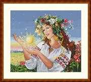 Dawn - Merejka Cross Stitch Kit